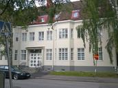 Unionkatu 35, Helsinki - Ülikooli raamatukogu