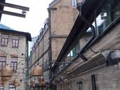Rotermanni 6A;14;16 - fassaadide taastamine, sisetööd.