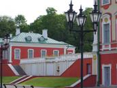 Kadrioru Kunstimuuseumi tiibhoonete taastamine