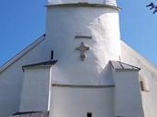 Risti kirik, Harju-Risti küla