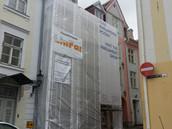 HOONE TOOMKOOLI 3, Tallinn- fassaadide taastamine