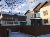 JÕEMAA KULTUURIKESKUS, Tatari 24, Tallinn - fassaadide soojustamine ja õhekrohvitööd