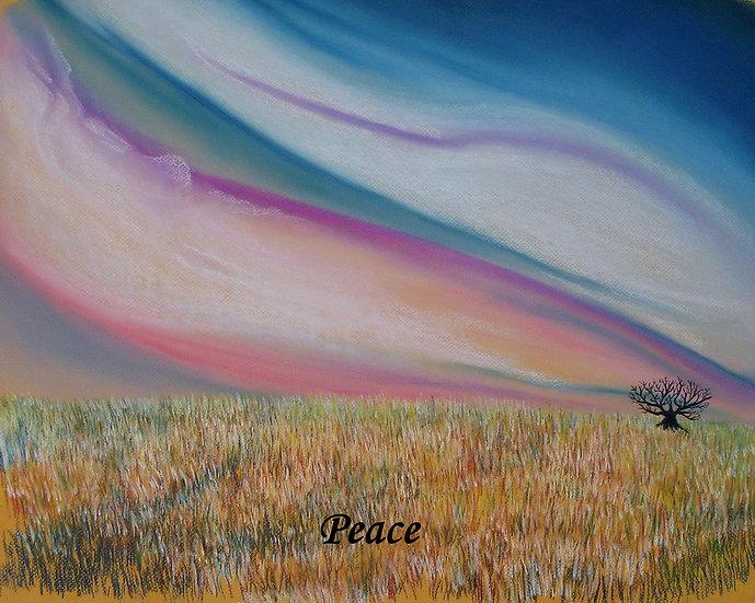 PEACE - SPIRITMINDER