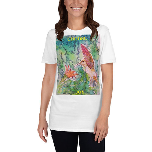 JOY - Short-Sleeve Unisex T-Shirt