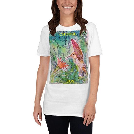 JOY - Short-Sleeve Unisex T-Shirt