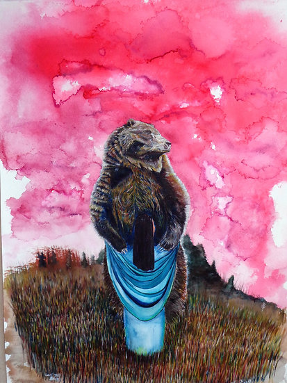 Love the Bear