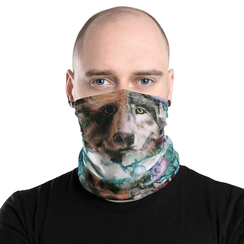 TOTEMS PATTERNED - Neck Gaiter