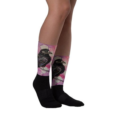 RAVEN1 - Socks