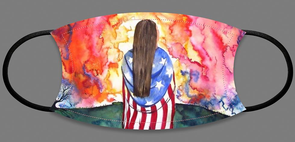 Blanket Lady - Filter Mask