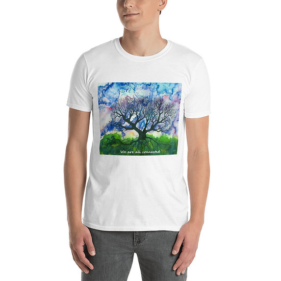 CONNECTED - Short-Sleeve Unisex T-Shirt