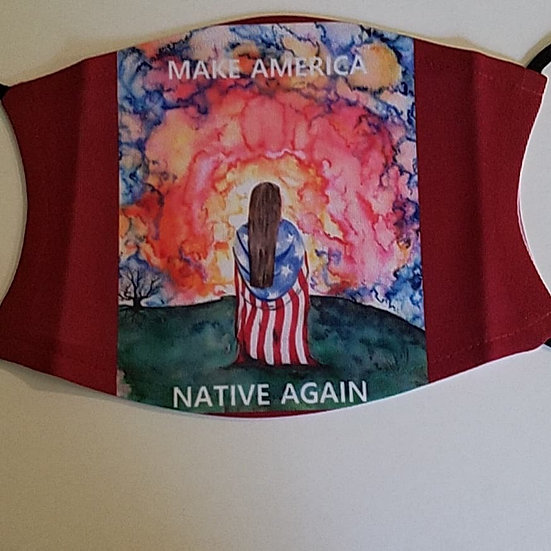 Make America - Filter Mask