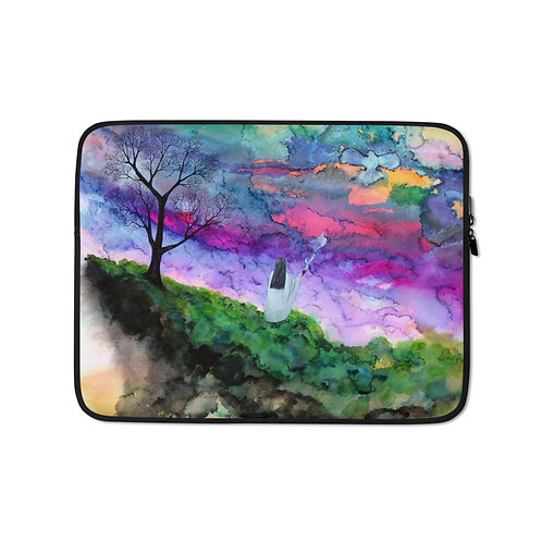 STAND IN THE LIGHT - Laptop Sleeve