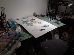 artistic process 2