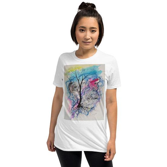 SPIRIT WINDS - Short-Sleeve Unisex T-Shirt