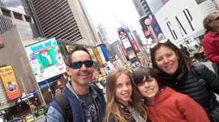 Nueva York en familia: una ciudad de sensaciones