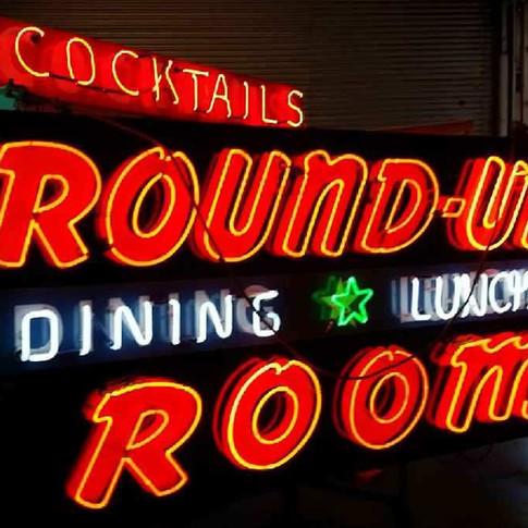 Round-Up Room Restoration