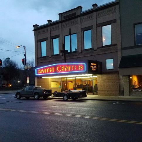 Faith Center Main St. Pendleton