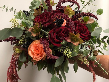5 Tips to Create the Perfect Fall Bouquet