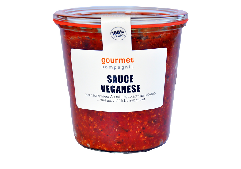 Sauce Veganese 500g