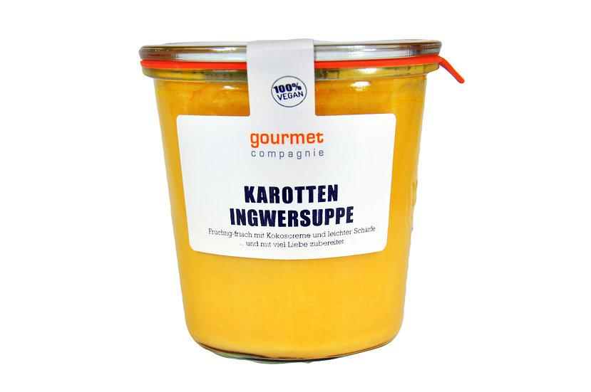 Karotten-Ingwersuppe 490ml