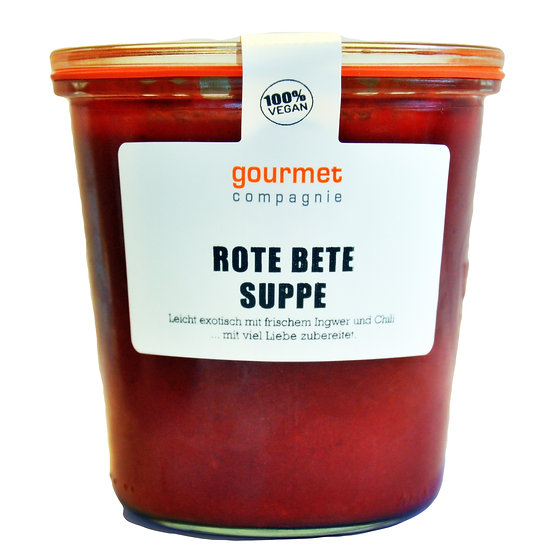 Rote Bete Suppe 490ml