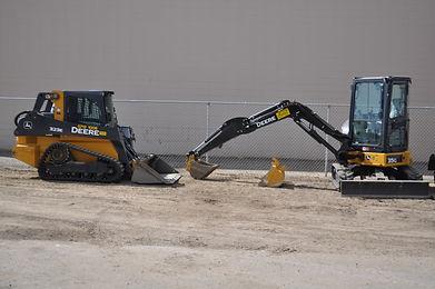 Action Rentals Contact Us Excavator Skid Steer Equipment