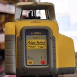 Laser Level Survey Equipment Spectra Red Deer Sundre Alberta