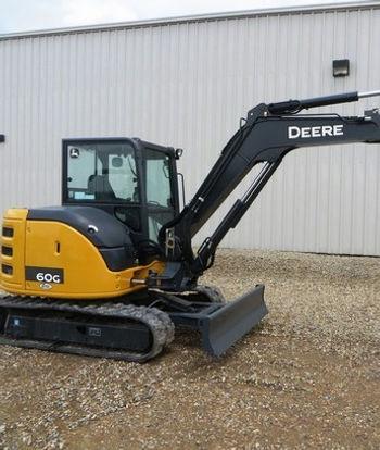 John Deere Mini Excavator 17 Red Deer Sundre Alberta