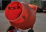 Stationary Concrete Mixer Red Deer Suindre Electric Alberta