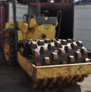 "56"" Compaction Roller Padfoot Specs Red Deer Alberta Sundre"
