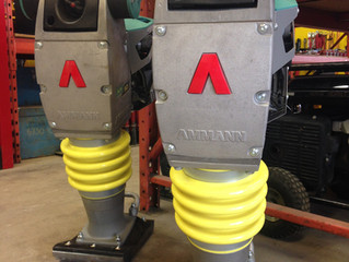 BRAND NEW COMPACTION EQUIPMENT!