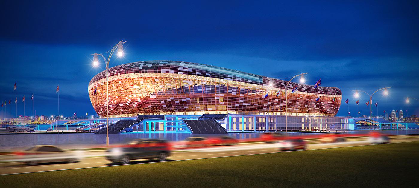 estadio de Saransk