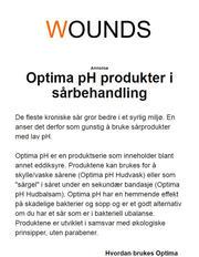 Wounds nyhetsbrev