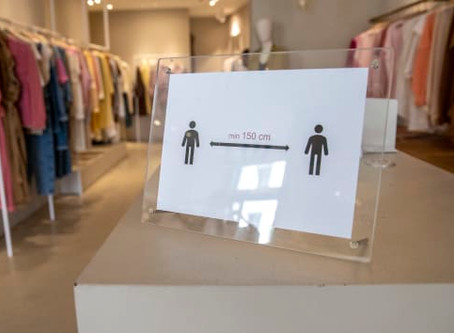 Can pandemic shopping fill the void?