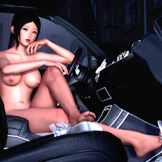 Give Rei a ride.