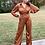 Thumbnail: Burnt Orange Jumpsuit