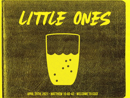 Podcast - Little Ones