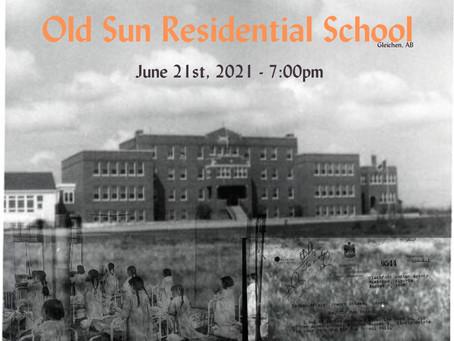 Old Sun: Listening To Recorded Testimonies From Survivors