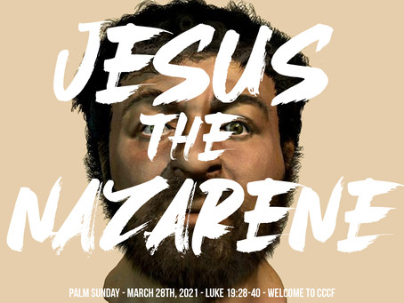 Podcast - Jesus the Nazarene