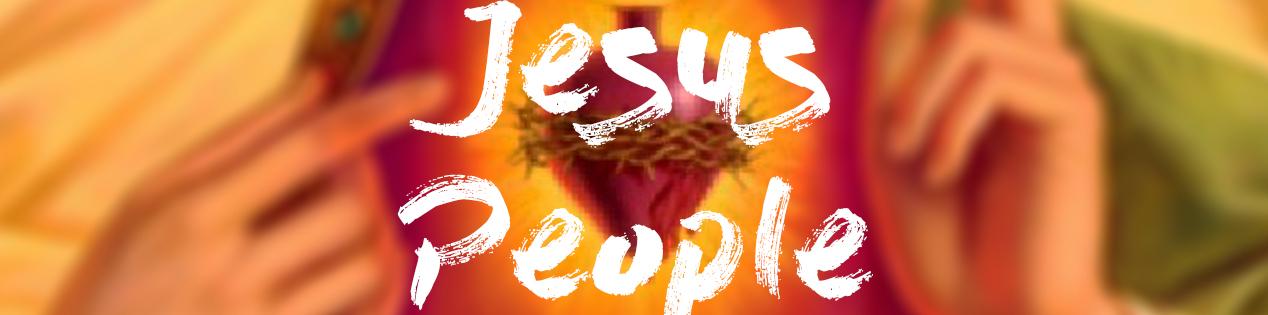 Jesus People Banner