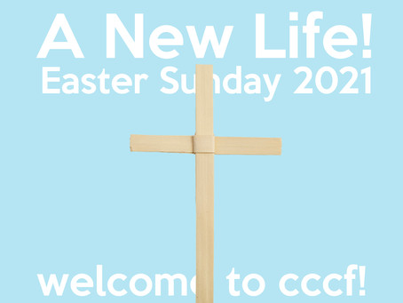 Easter! - Important Information For This Sunday!