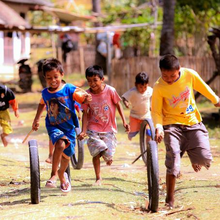 4 de Junio. Día Internacional de los Niños Víctimas Inocentes de Agresión