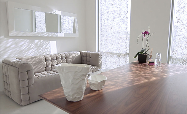 Cubesque Sofa