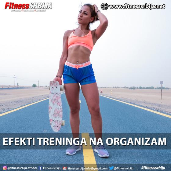 Efekti treninga na organizam