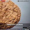 SweetFit cookies