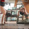 Zagrevanje pre treninga