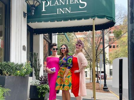 Springtime Girls Trip to Savannah