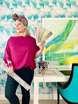 Julianne Taylor Style Home Office WFH
