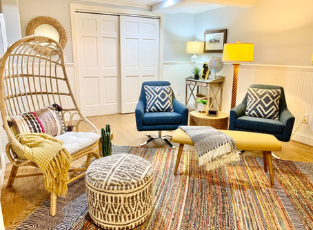 Teen Hangout Makeover for $1,800