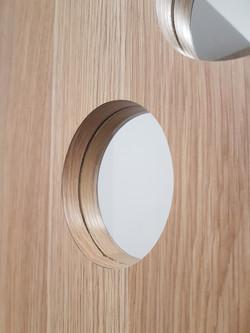 Custom Door Detail